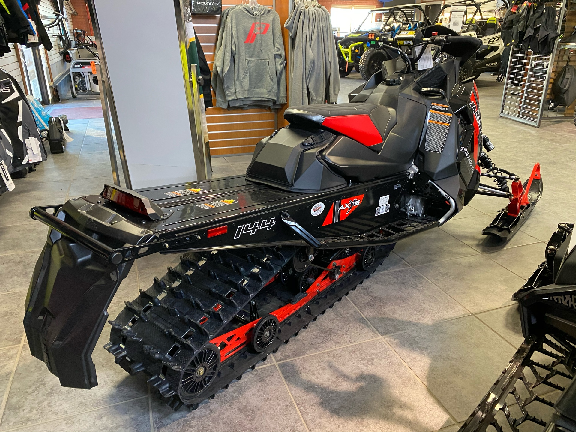 2021 Polaris 850 Switchback Assault 144 Factory Choice in Fond Du Lac, Wisconsin - Photo 6