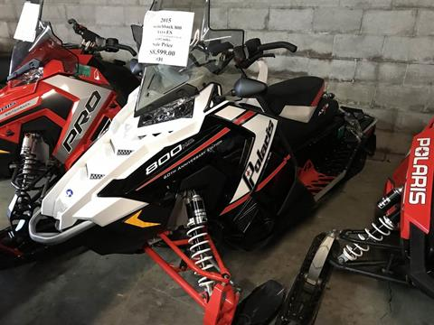 2015 Polaris 800 Switchback® Pro-S - 60th Anniversary F&O SC in Fond Du Lac, Wisconsin
