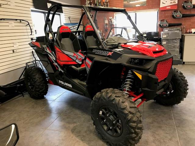 2018 Polaris RZR XP Turbo EPS Dynamix Edition in Fond Du Lac, Wisconsin