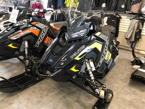 2019 Polaris 800 RUSH PRO-S 1.25 RIPSAW II SnowCheck Select in Fond Du Lac, Wisconsin - Photo 2