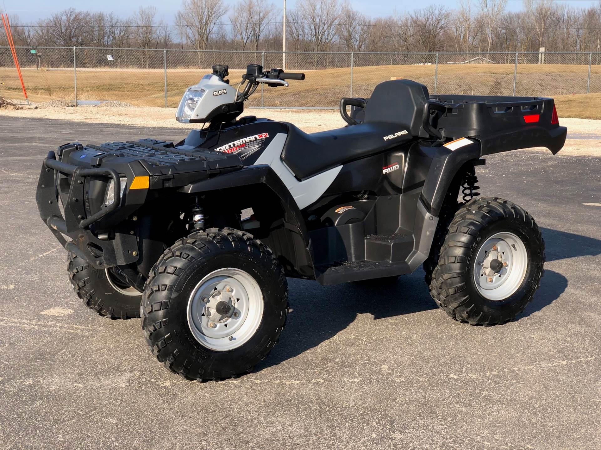 2007 Polaris X2 500 EFI 1