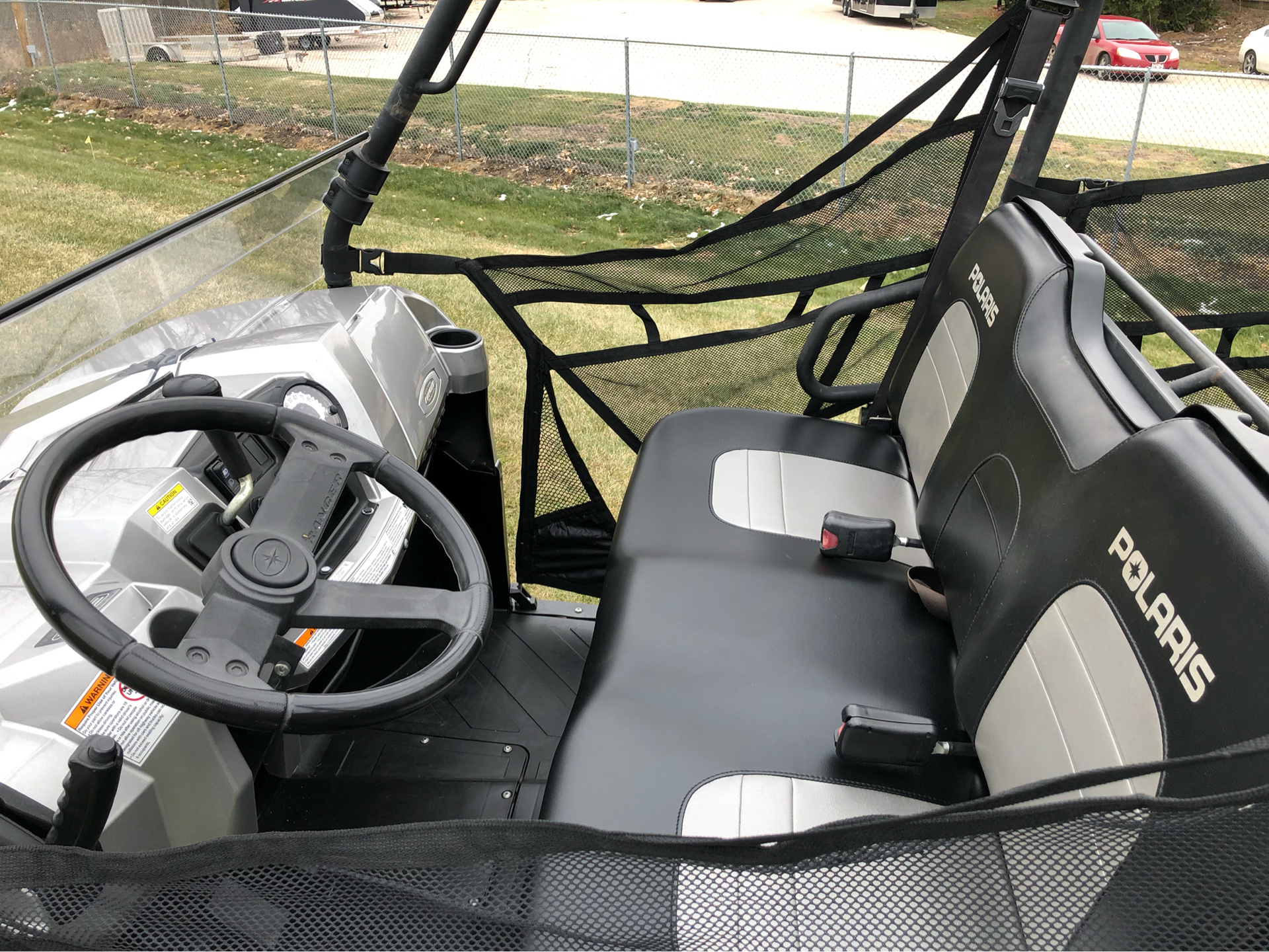 2011 Polaris Ranger® Crew® 800 EPS in Fond Du Lac, Wisconsin