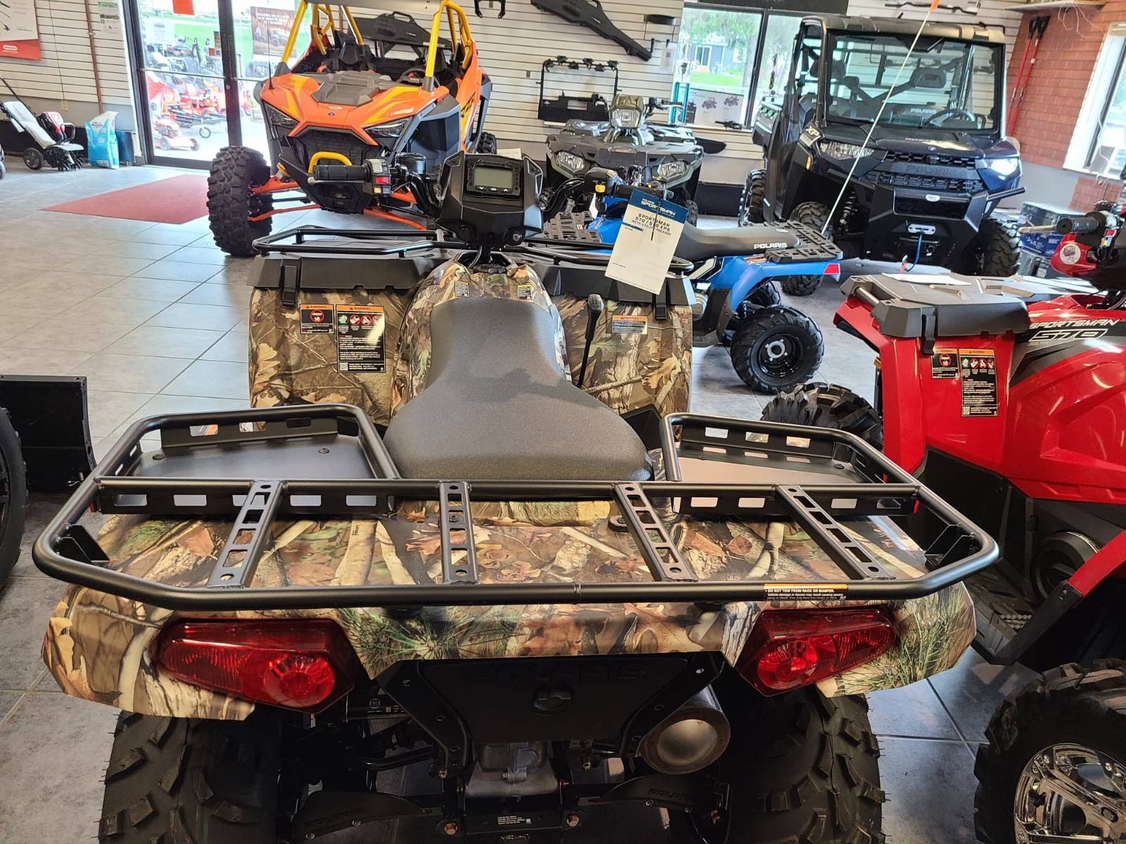 2020 Polaris Sportsman 570 Utility Package in Fond Du Lac, Wisconsin - Photo 4