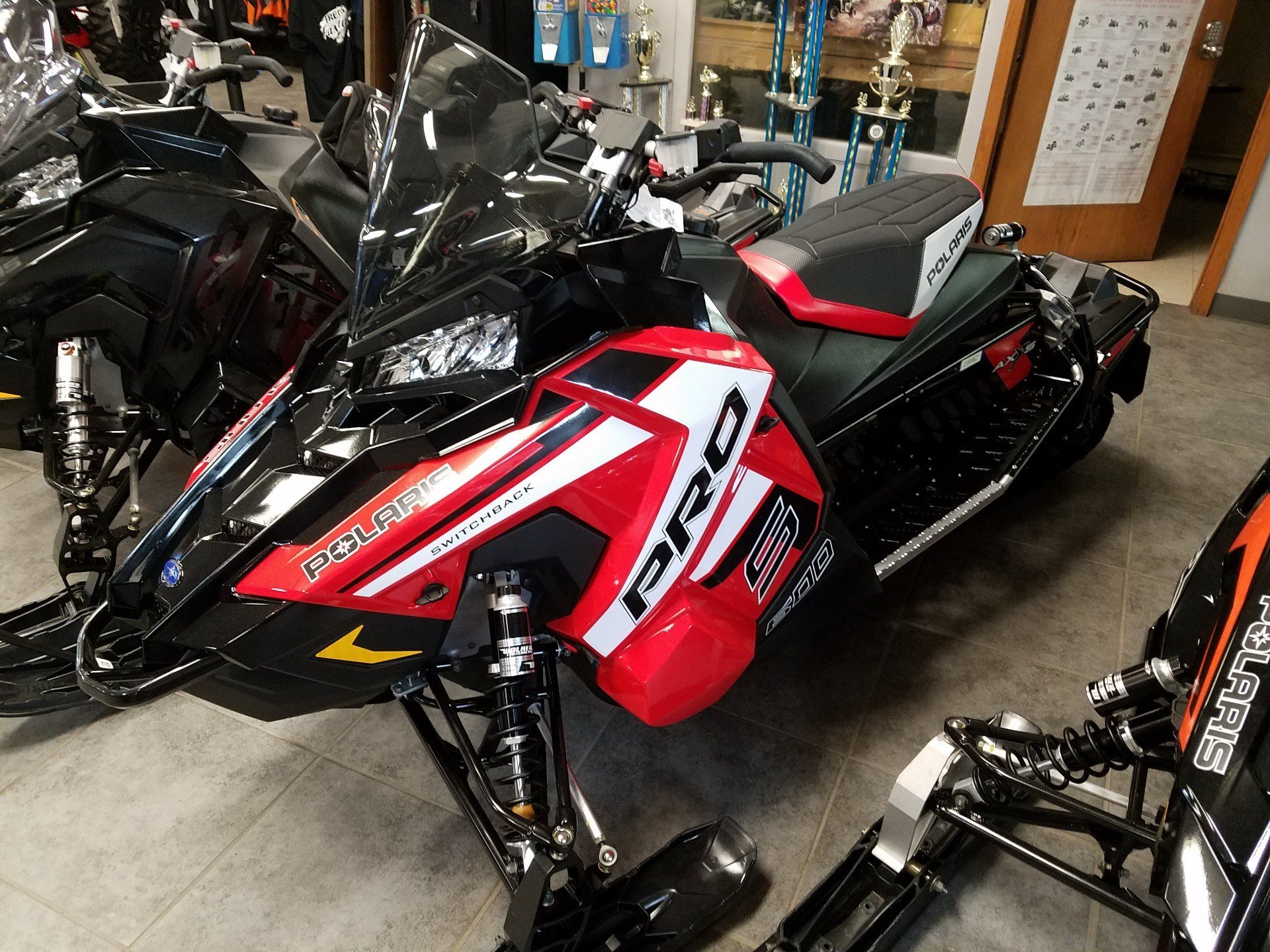 2019 Polaris 600 Switchback Pro-S Snowcheck Select in Fond Du Lac, Wisconsin - Photo 1