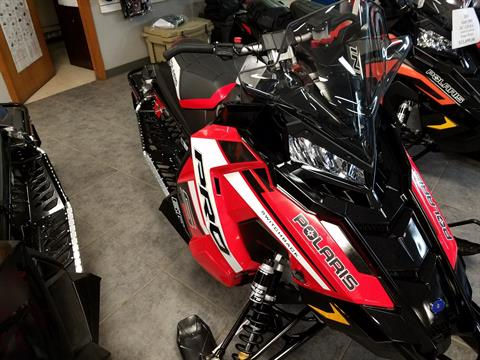 2019 Polaris 600 Switchback Pro-S Snowcheck Select in Fond Du Lac, Wisconsin - Photo 2