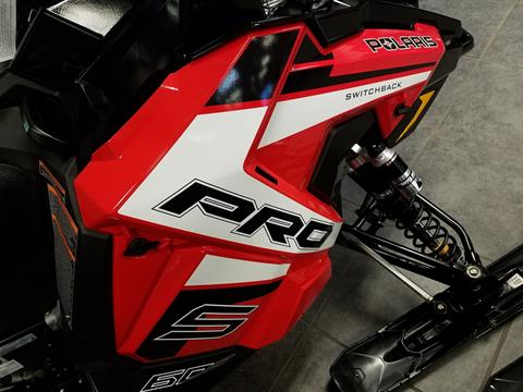 2019 Polaris 600 Switchback Pro-S Snowcheck Select in Fond Du Lac, Wisconsin - Photo 4