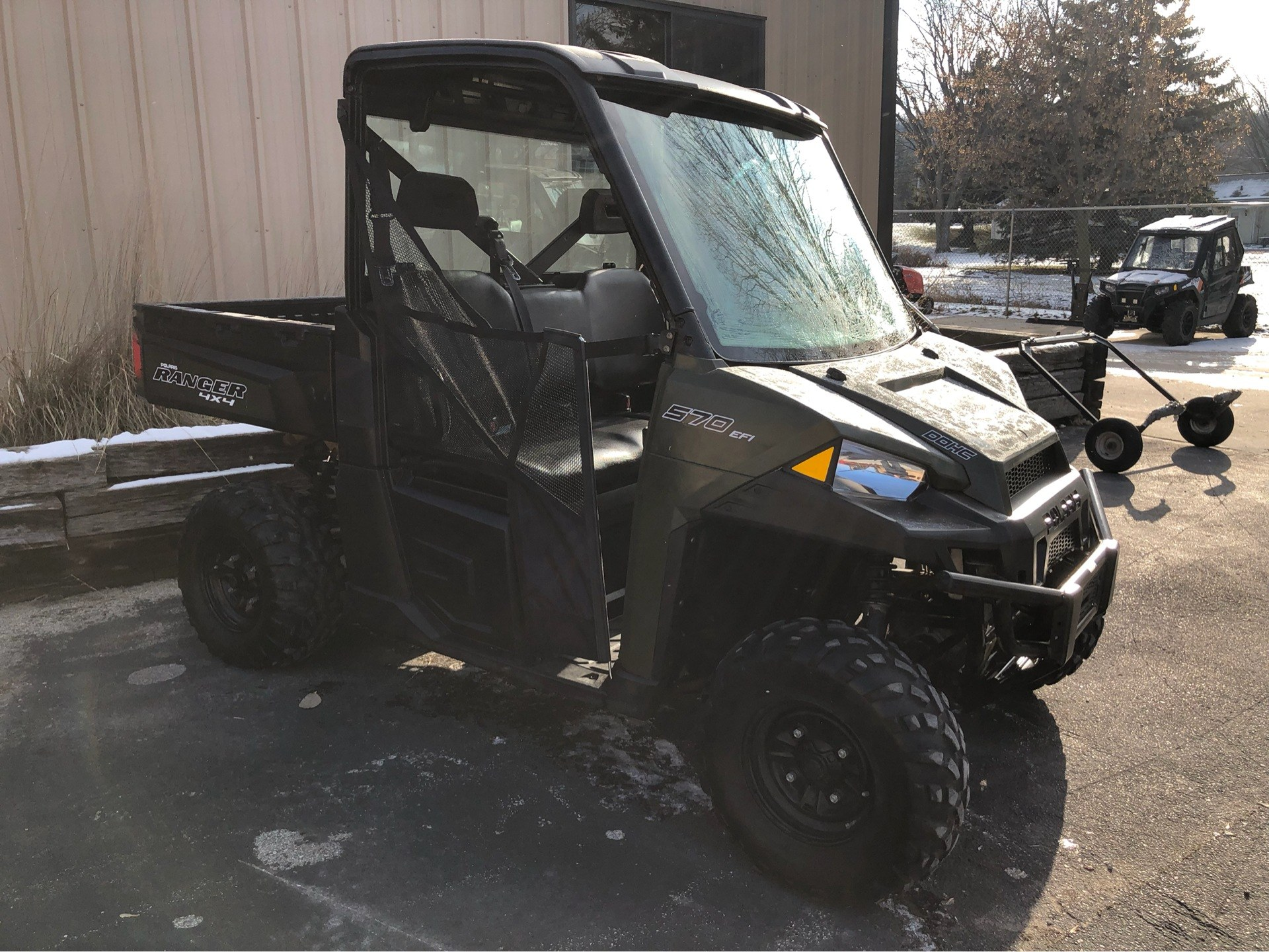 2015 Polaris Ranger570 Full Size for sale 29060