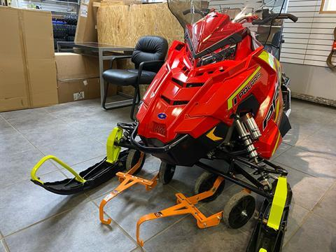 2021 Polaris 850 Indy XC 137 Factory Choice in Fond Du Lac, Wisconsin - Photo 1