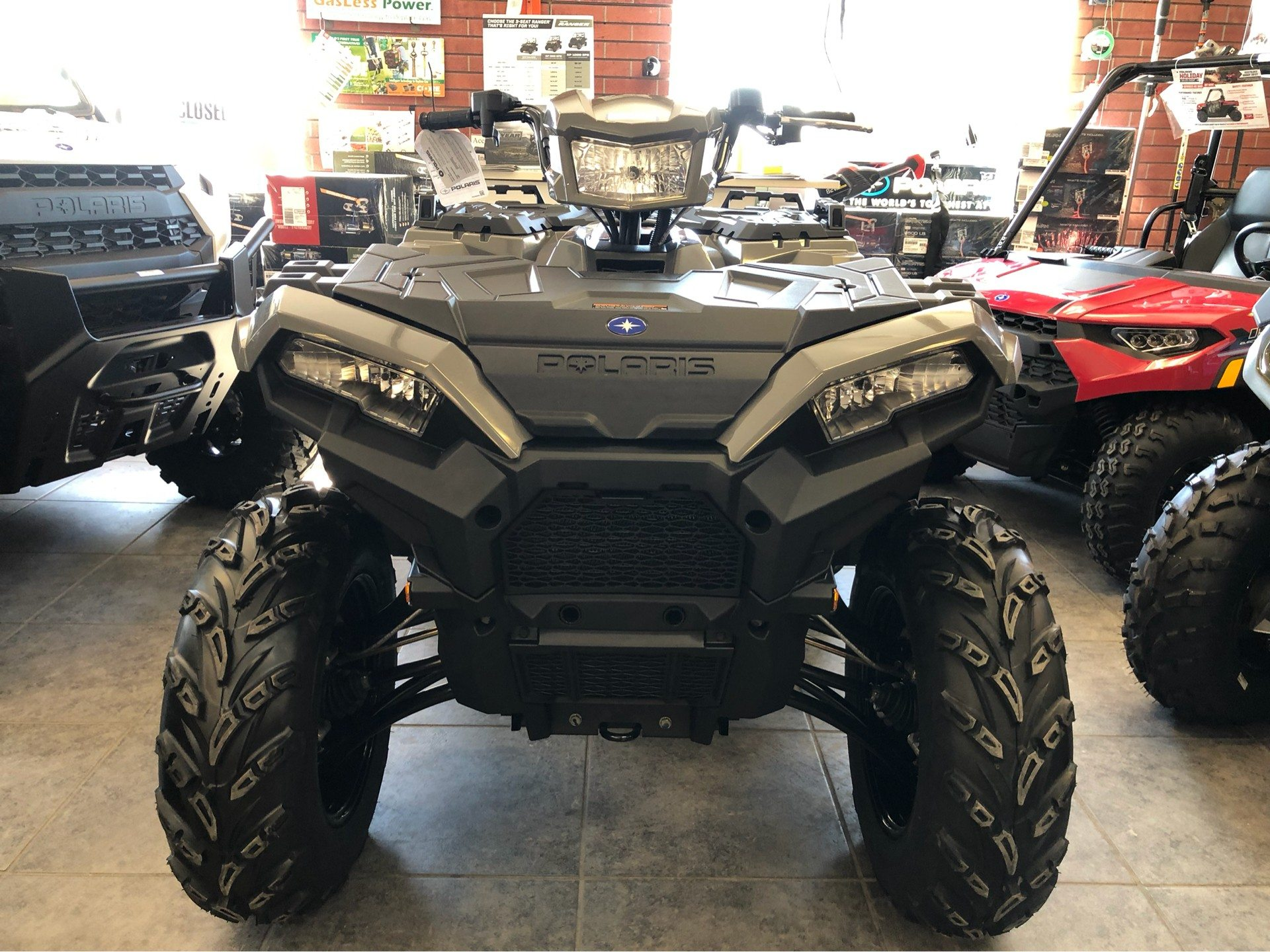2019 Polaris Sportsman 850 in Fond Du Lac, Wisconsin - Photo 2