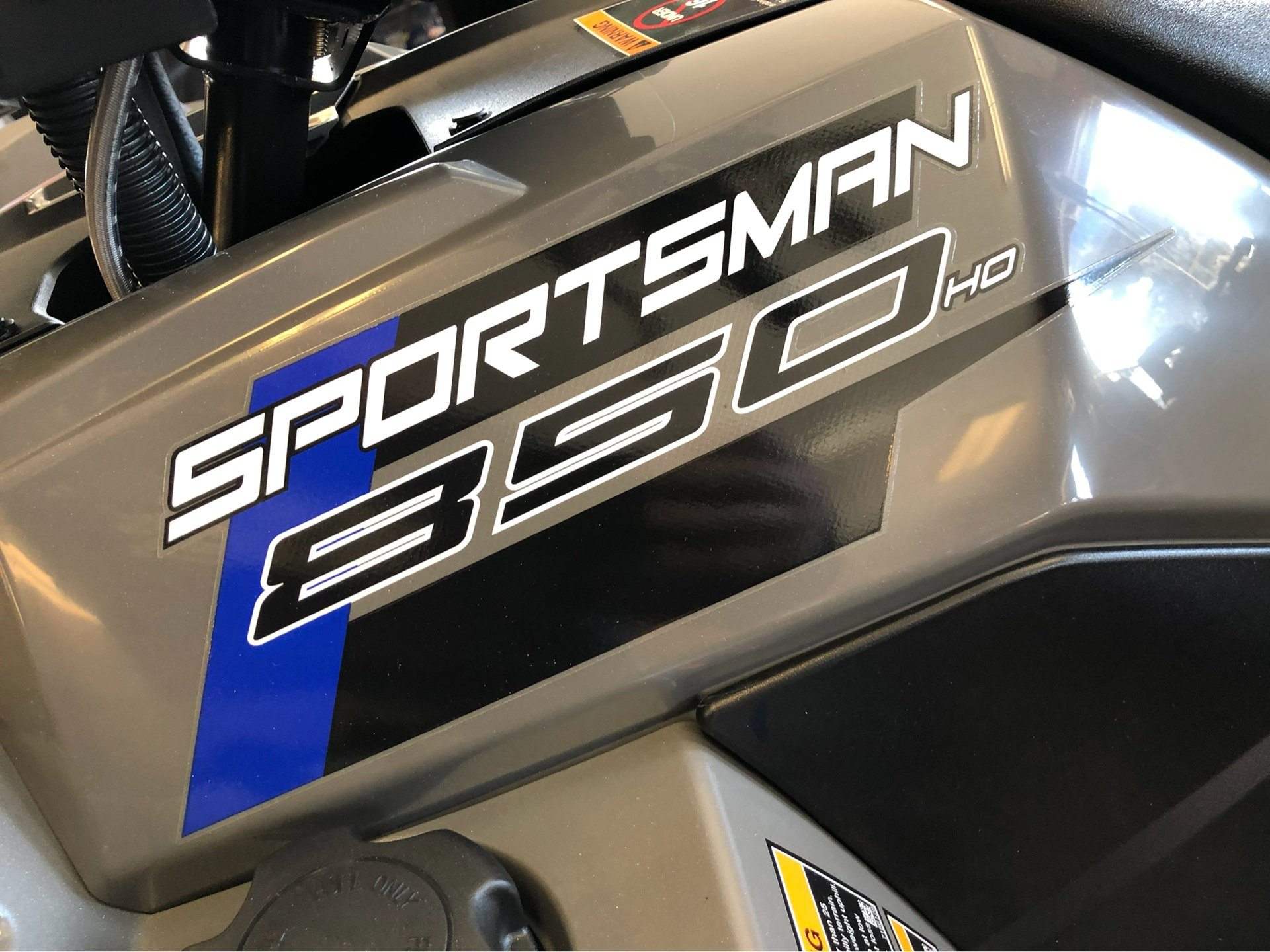 2019 Polaris Sportsman 850 in Fond Du Lac, Wisconsin - Photo 4