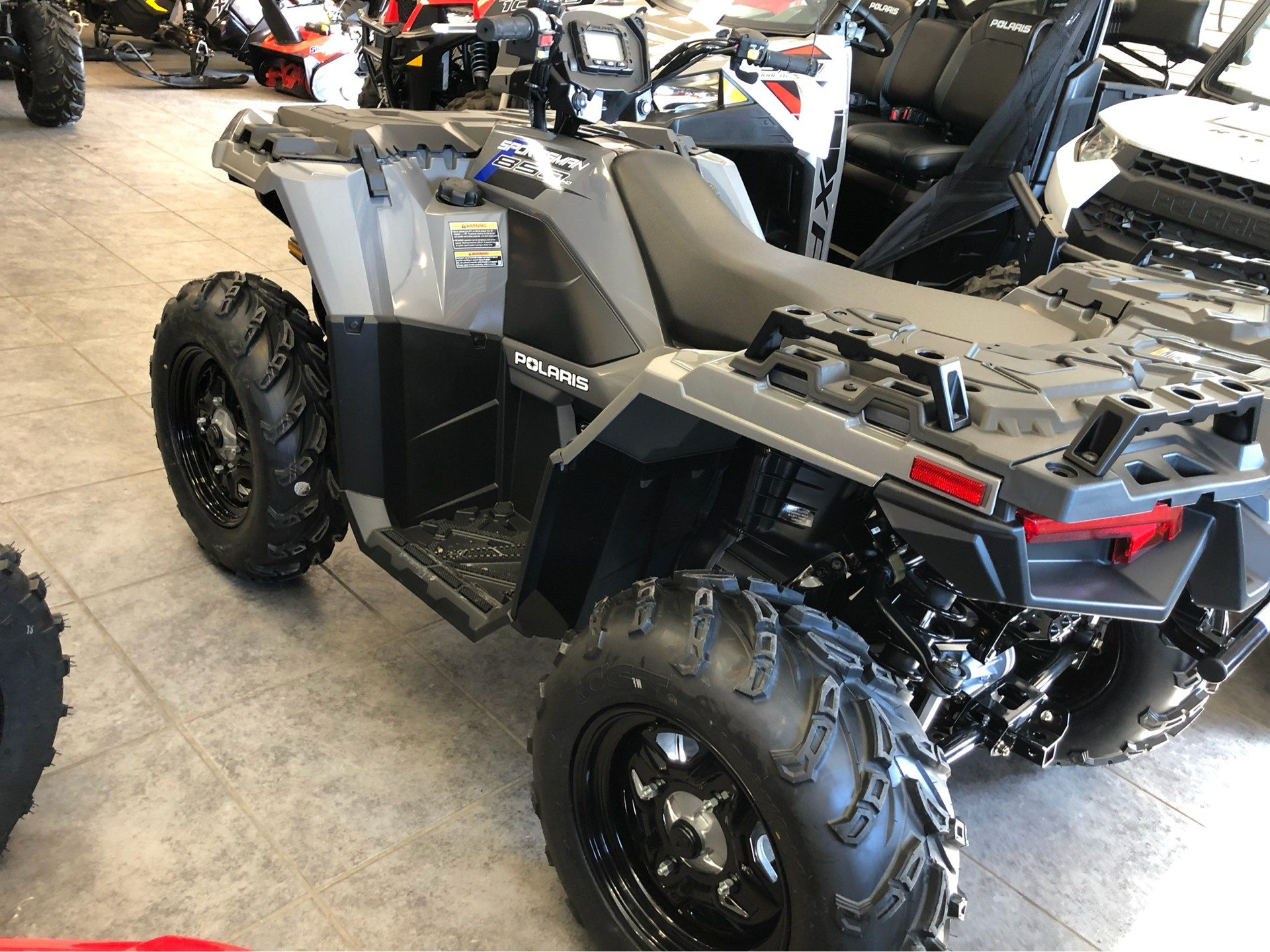 2019 Polaris Sportsman 850 in Fond Du Lac, Wisconsin - Photo 5