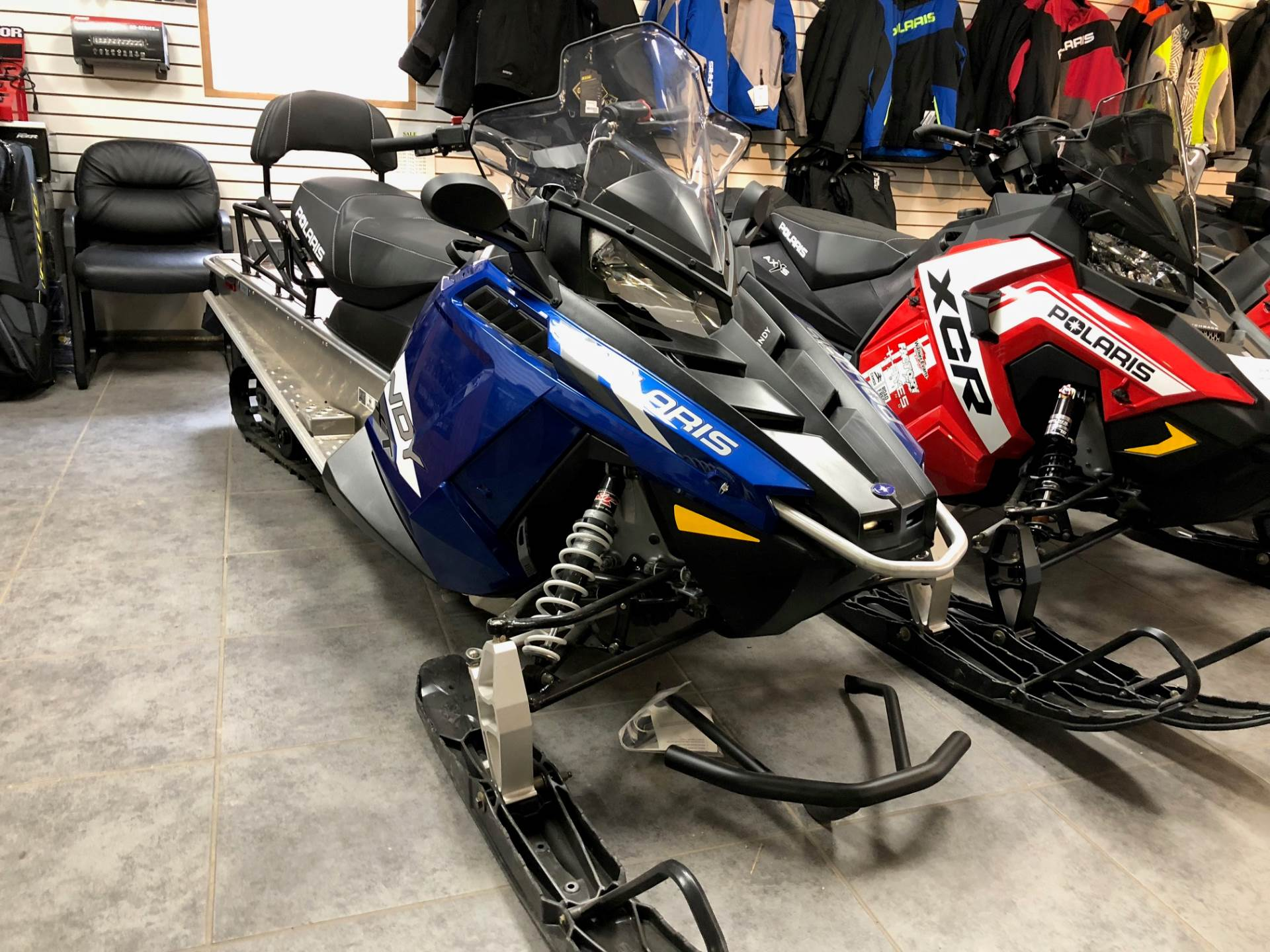 2017 Polaris 550 INDY LXT in Fond Du Lac, Wisconsin