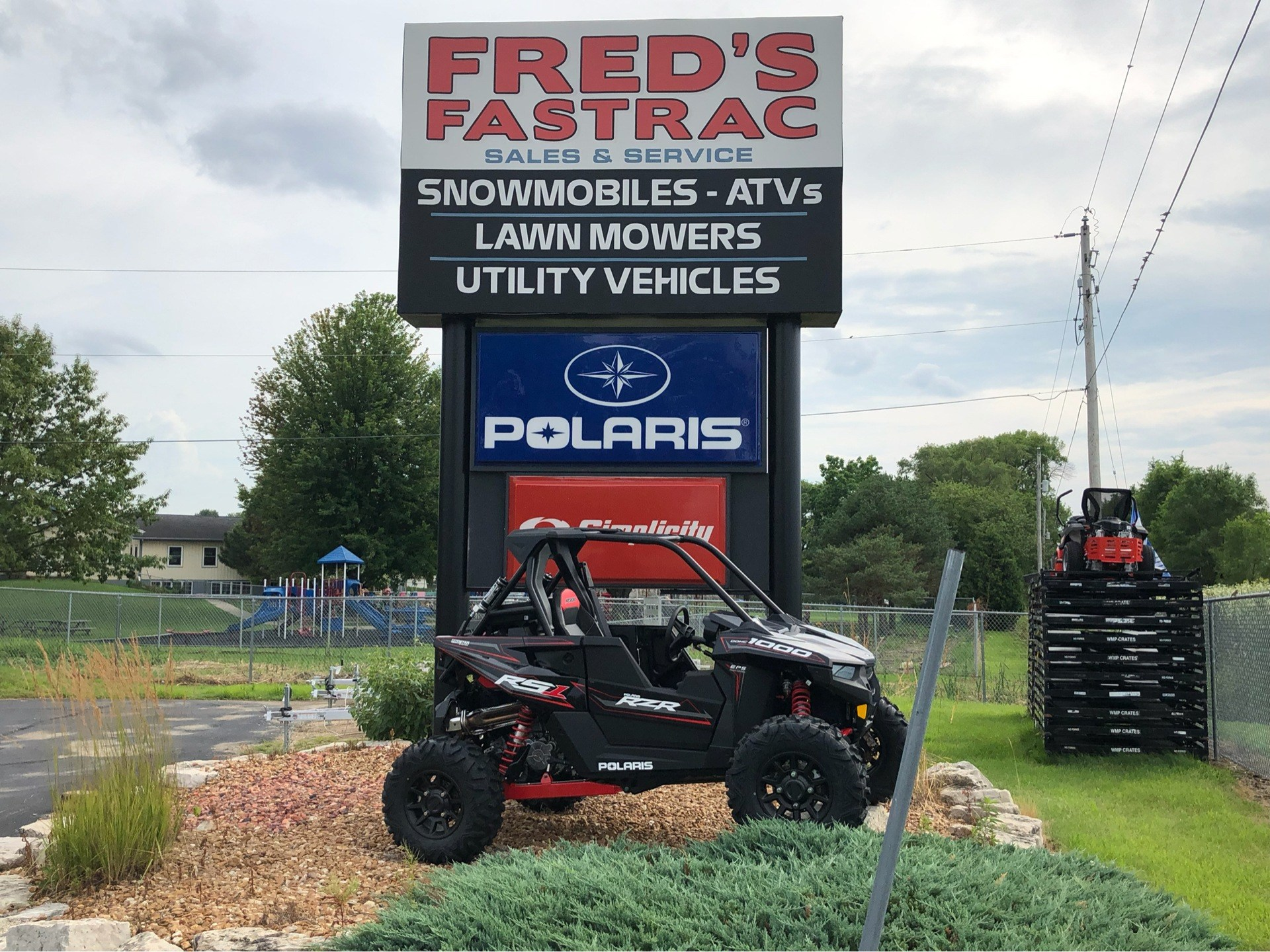 2019 Polaris RZR RS1 in Fond Du Lac, Wisconsin - Photo 3