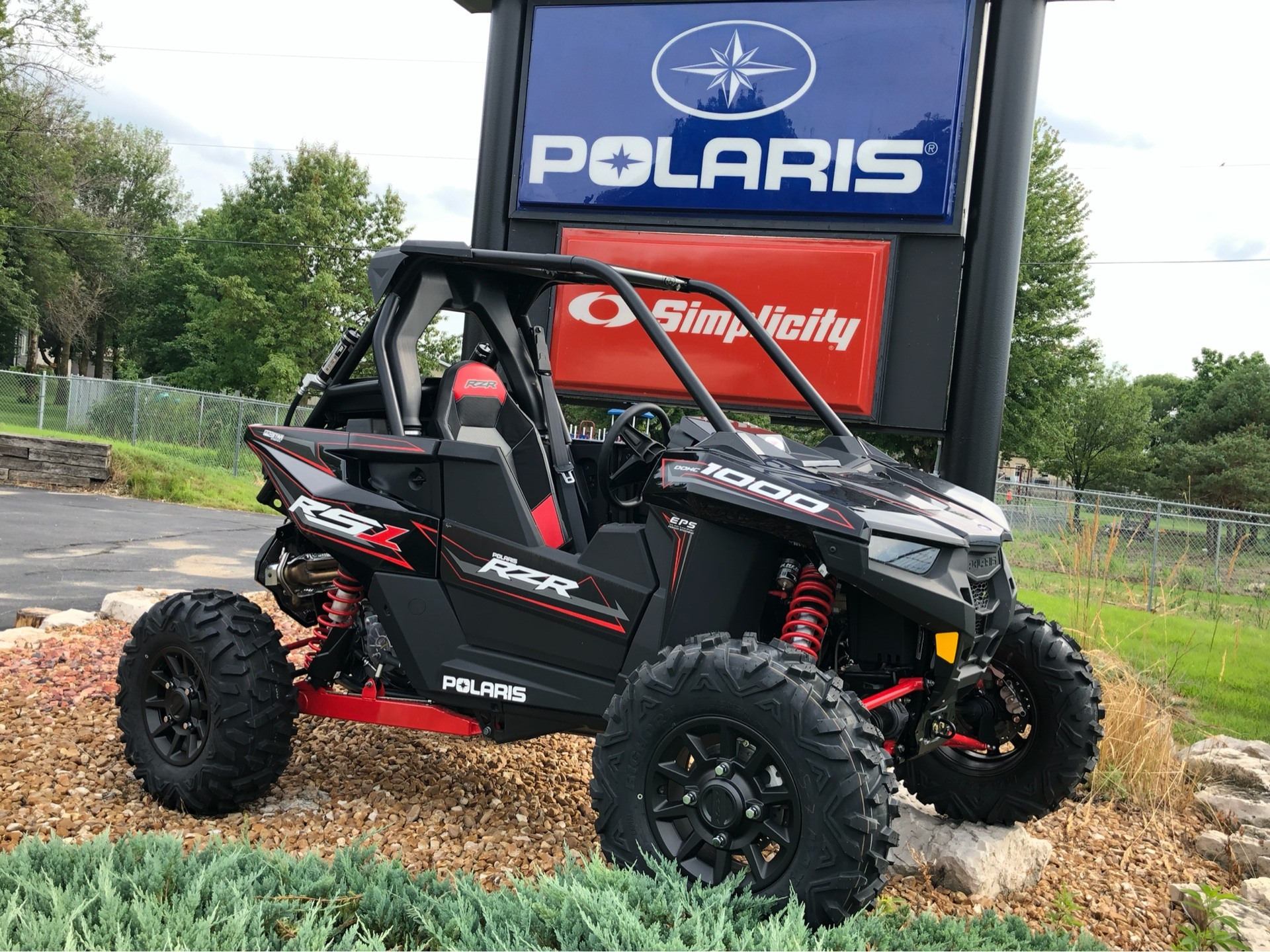 2019 Polaris RZR RS1 in Fond Du Lac, Wisconsin - Photo 2