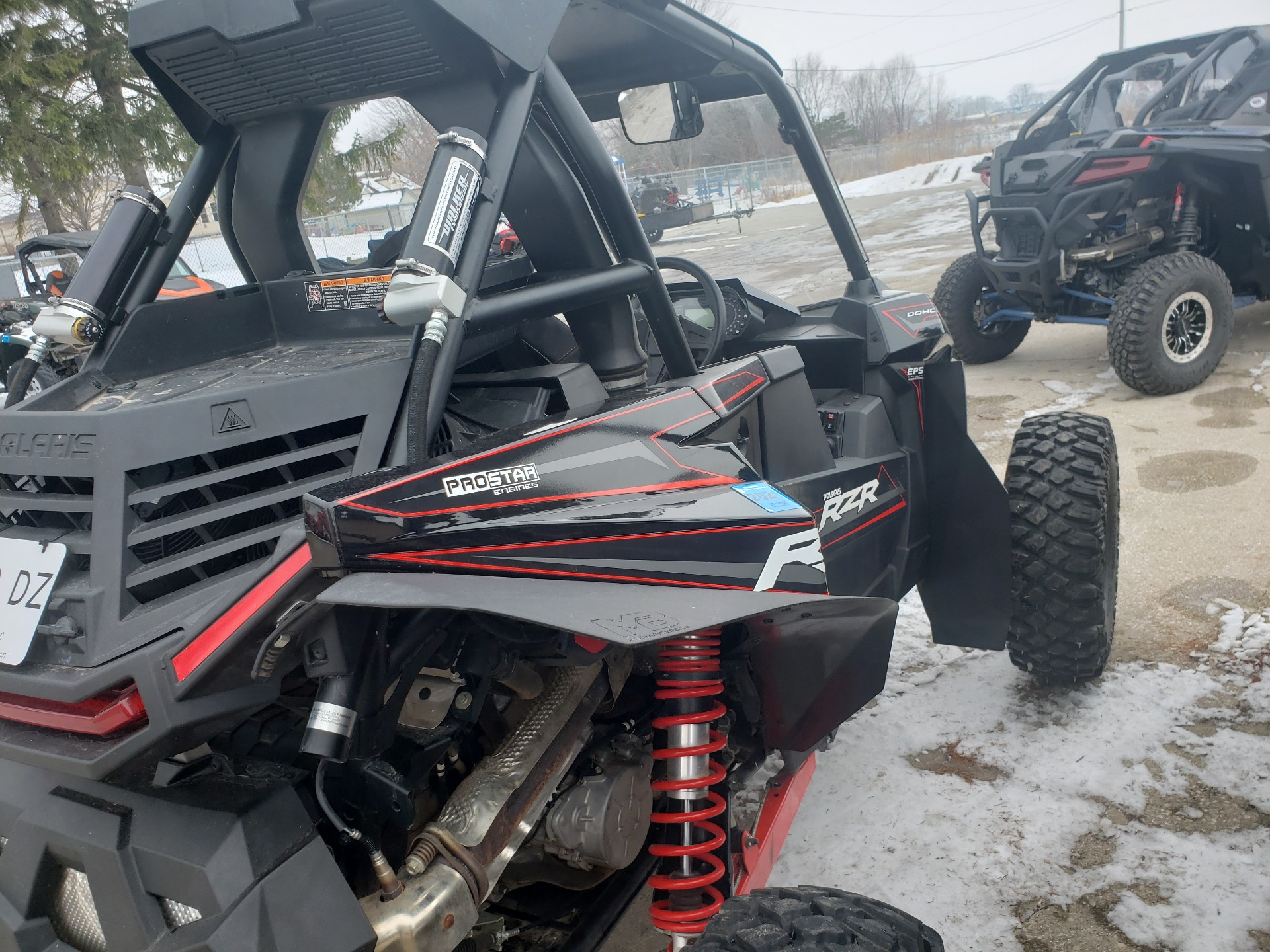 2019 Polaris RZR RS1 in Fond Du Lac, Wisconsin - Photo 4