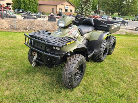 2004 Polaris Sportsman 6x6 in Fond Du Lac, Wisconsin - Photo 1