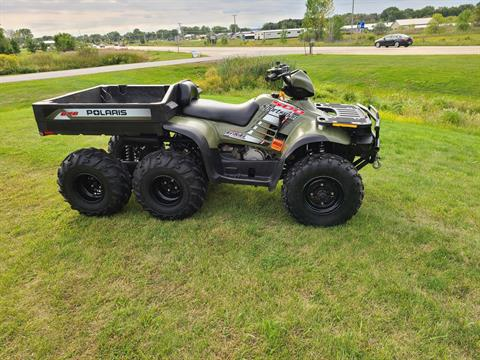 2004 Polaris Sportsman 6x6 in Fond Du Lac, Wisconsin - Photo 3