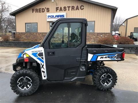 2017 Polaris Ranger XP 1000 EPS in Fond Du Lac, Wisconsin