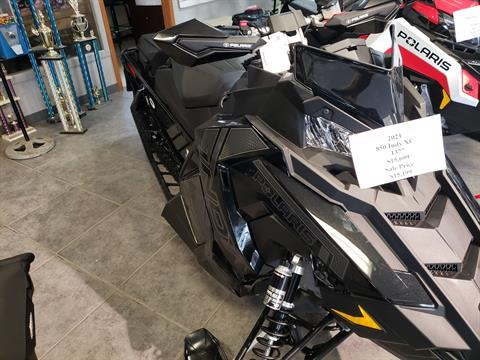 2021 Polaris 850 Indy XC 137 Factory Choice in Fond Du Lac, Wisconsin - Photo 2