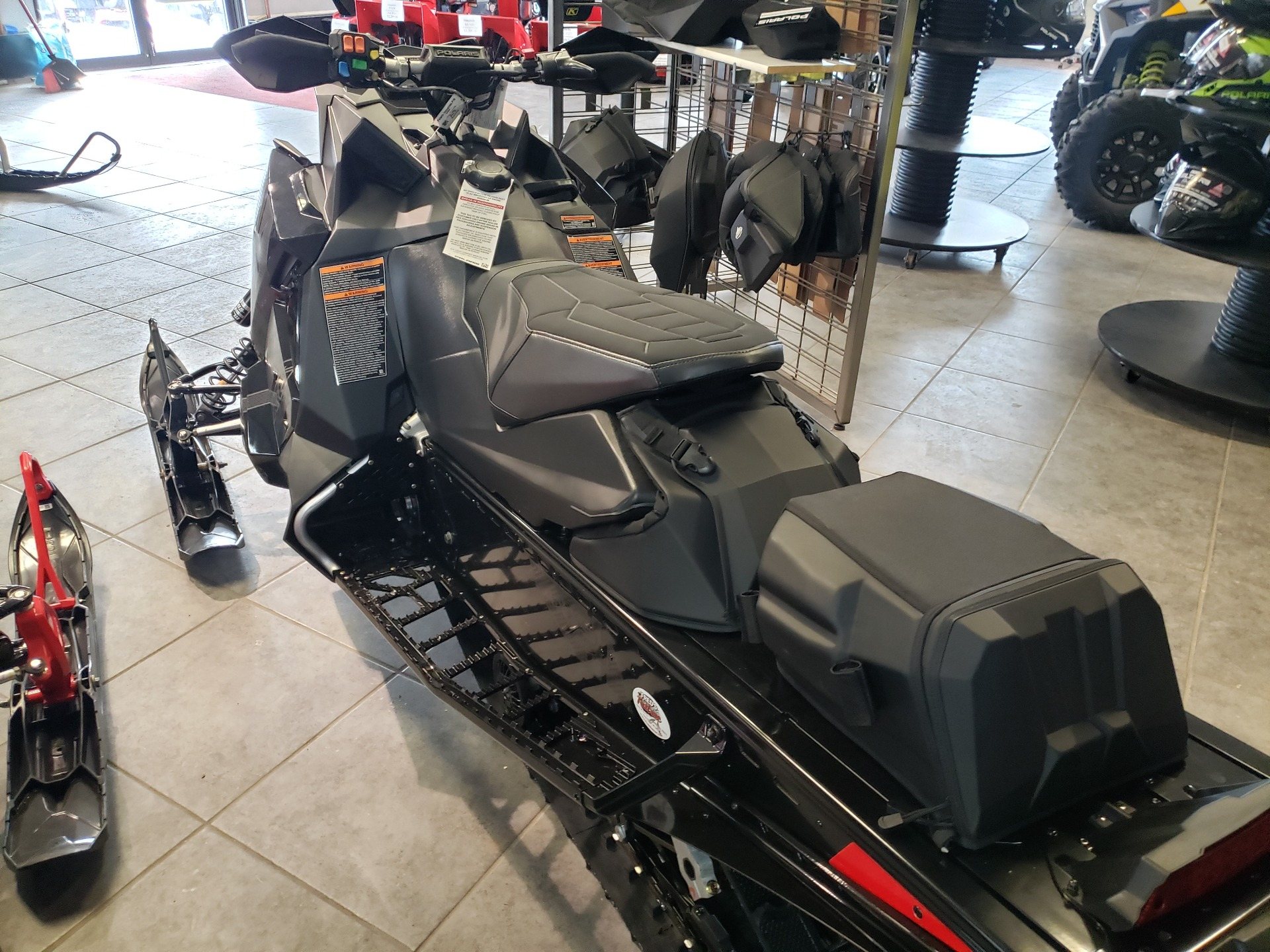 2021 Polaris 850 Indy XC 137 Factory Choice in Fond Du Lac, Wisconsin - Photo 4
