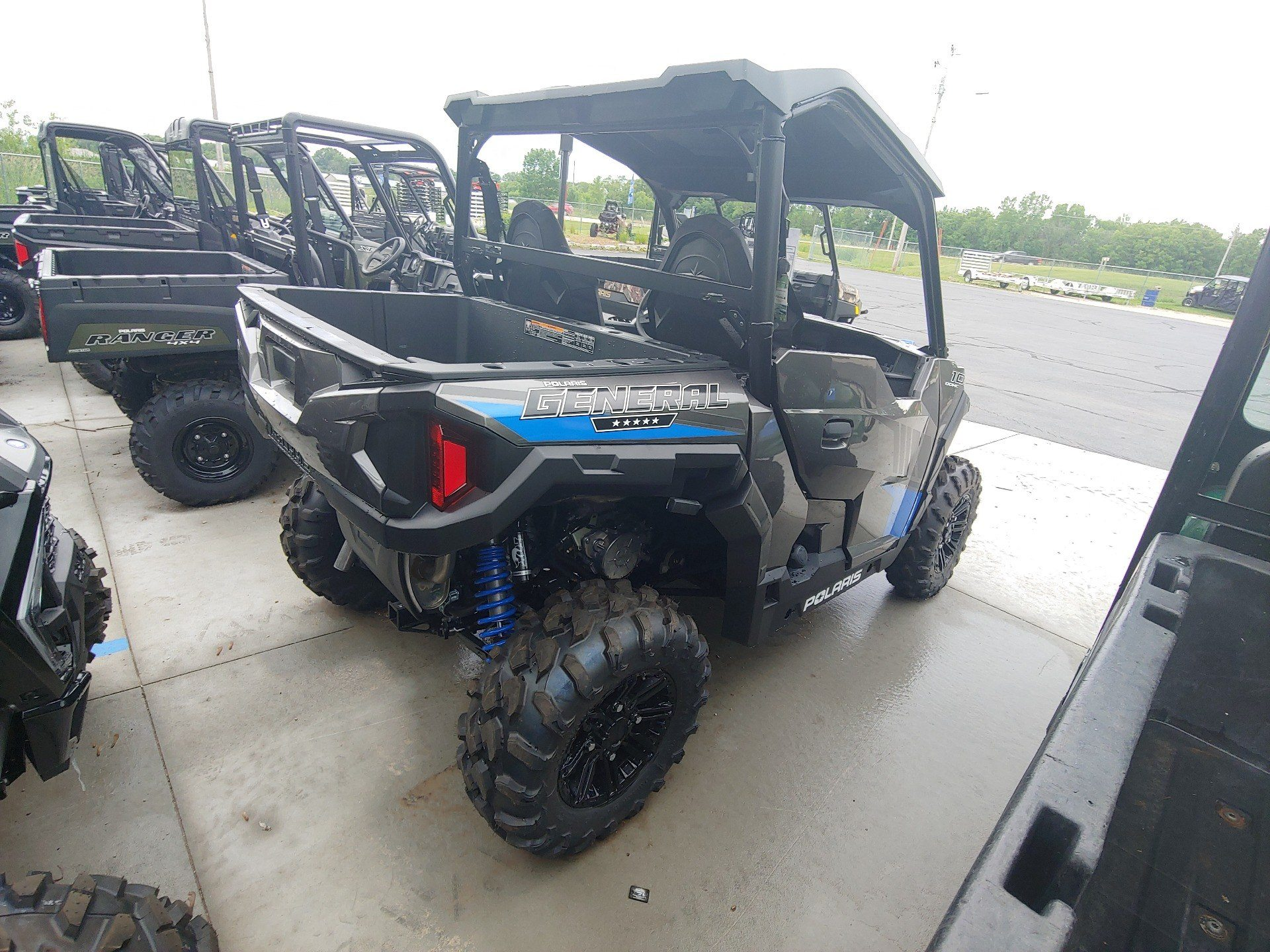 2019 Polaris General 1000 EPS Deluxe 7