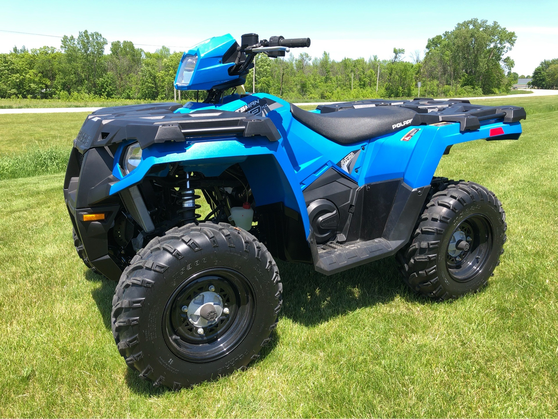 2018 Polaris Sportsman 450 H.O. in Fond Du Lac, Wisconsin - Photo 2