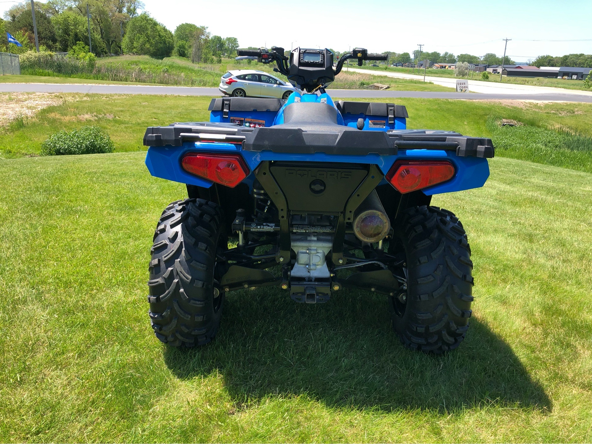 2018 Polaris Sportsman 450 H.O. in Fond Du Lac, Wisconsin - Photo 7