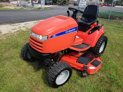 2014 Simplicity Legacy XL™  Garden Tractor Series- 27-Gross HP Garden Tractor- Briggs & Stratton Liquid-Cooled Diesel in Fond Du Lac, Wisconsin - Photo 1