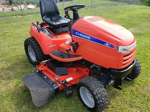 2014 Simplicity Legacy XL™  Garden Tractor Series- 27-Gross HP Garden Tractor- Briggs & Stratton Liquid-Cooled Diesel in Fond Du Lac, Wisconsin - Photo 2