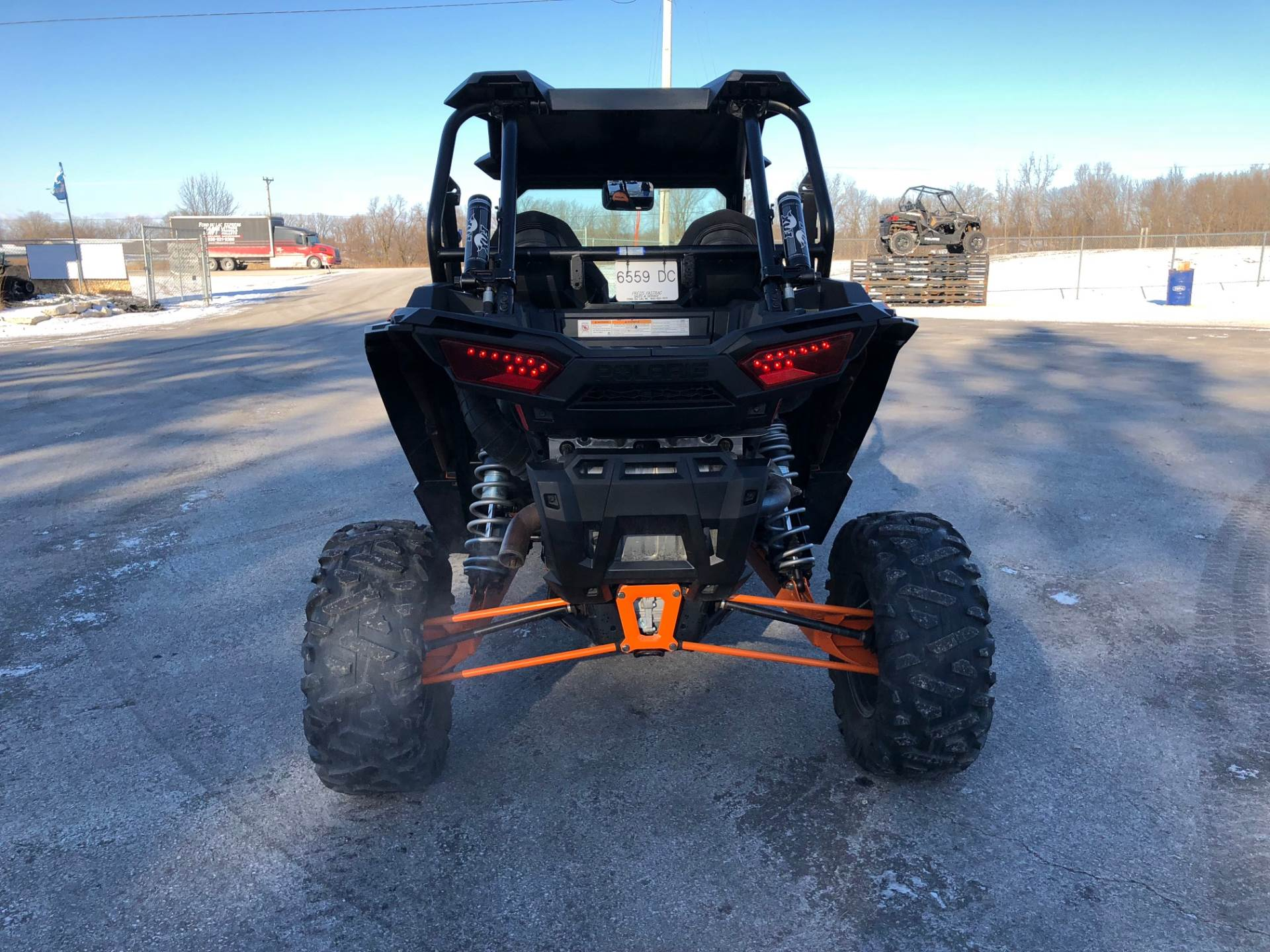 2016 Polaris RZR XP  Turbo EPS in Fond Du Lac, Wisconsin