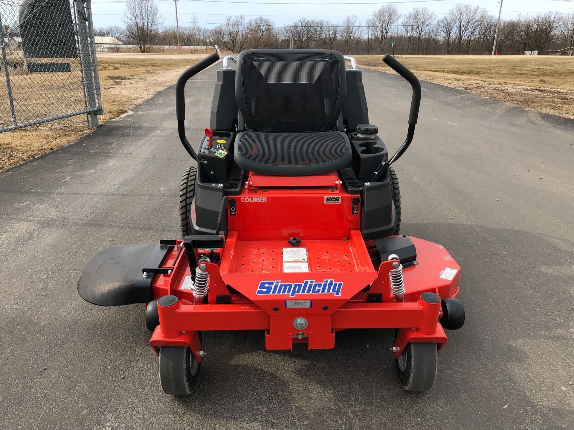 2019 Simplicity Courier 25/52  in Fond Du Lac, Wisconsin