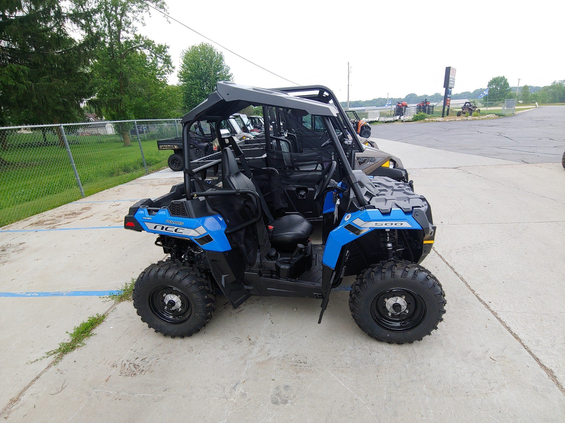 2019 Polaris Ace 500 in Fond Du Lac, Wisconsin - Photo 3