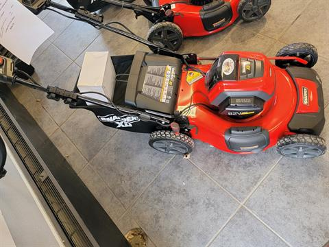 Snapper SXD21SPWM82K 21 in. 82V Max Electric Cordless Self-Propelled in Fond Du Lac, Wisconsin - Photo 5