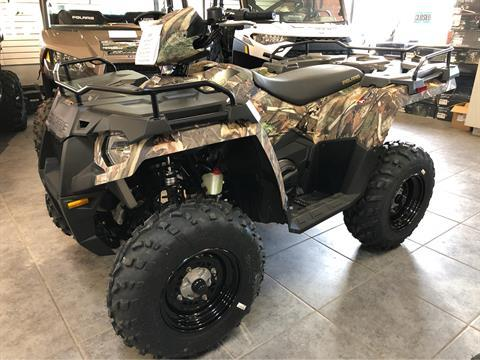 2019 Polaris Sportsman 570 EPS Camo in Fond Du Lac, Wisconsin