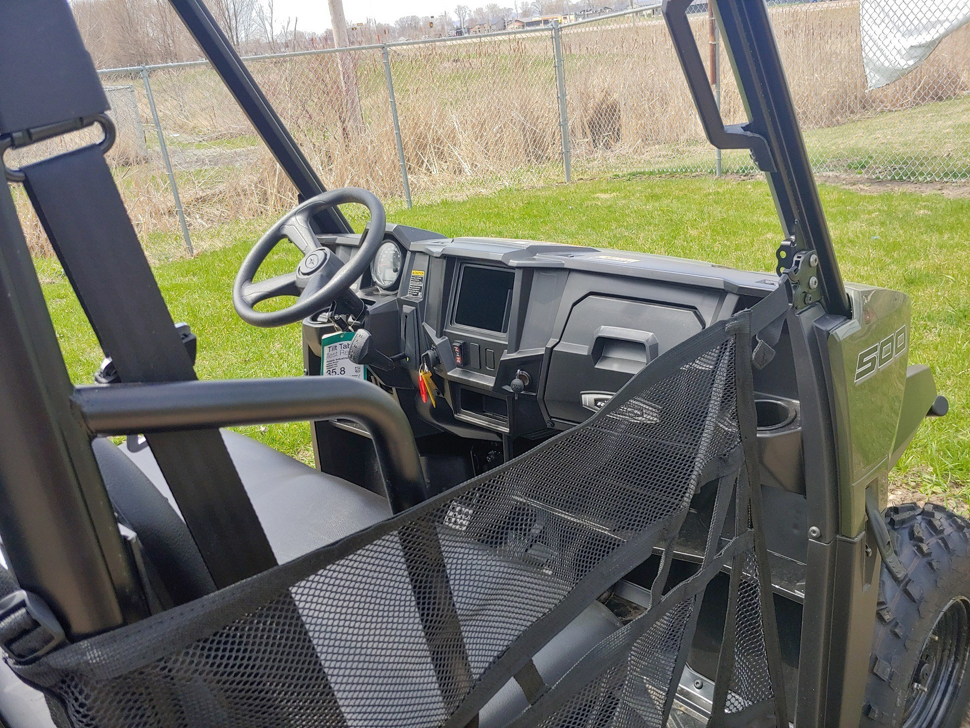 2019 Polaris Ranger 500 in Fond Du Lac, Wisconsin - Photo 6