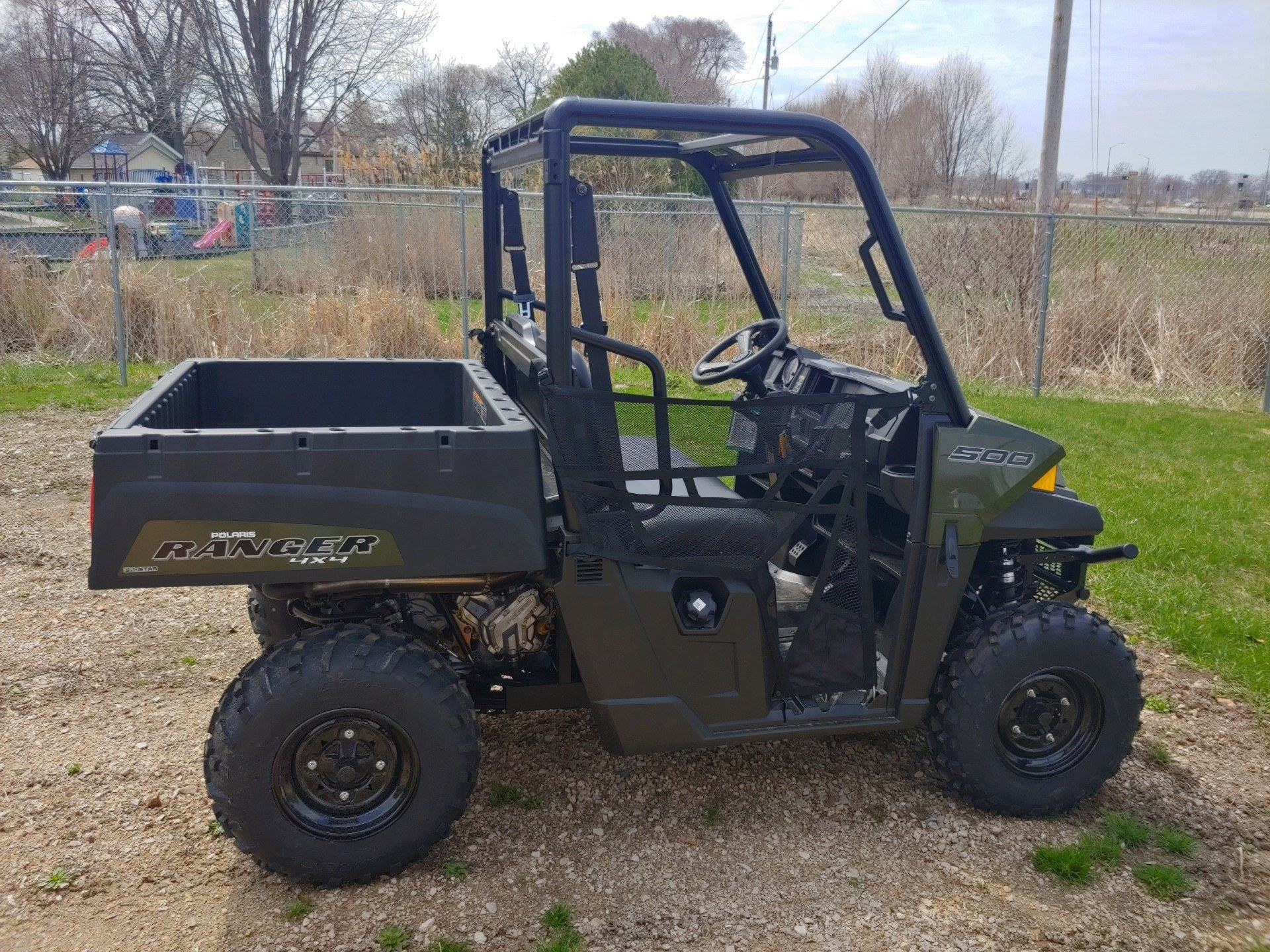 2019 Polaris Ranger 500 in Fond Du Lac, Wisconsin - Photo 8