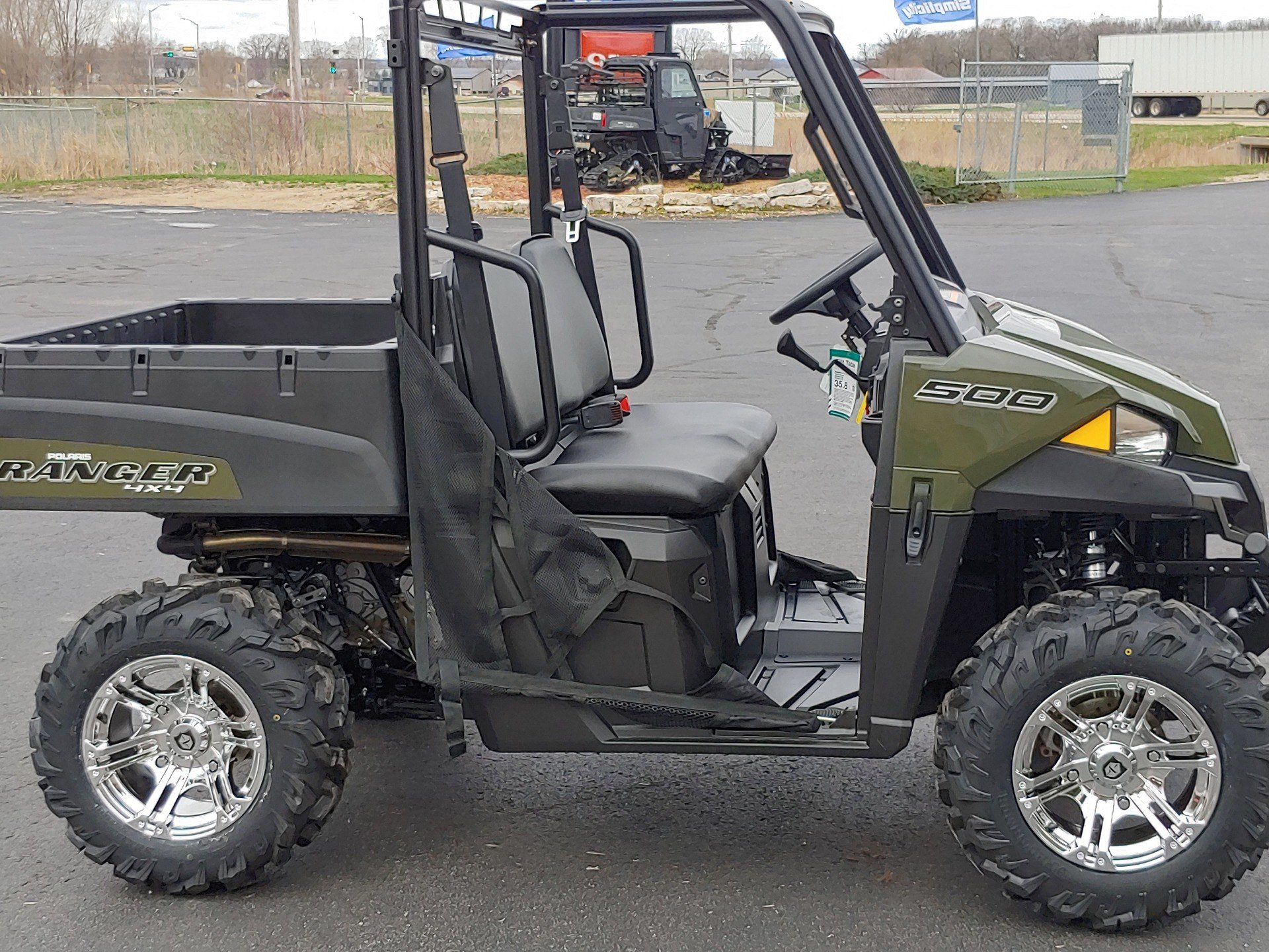 2019 Polaris Ranger 500 in Fond Du Lac, Wisconsin - Photo 2