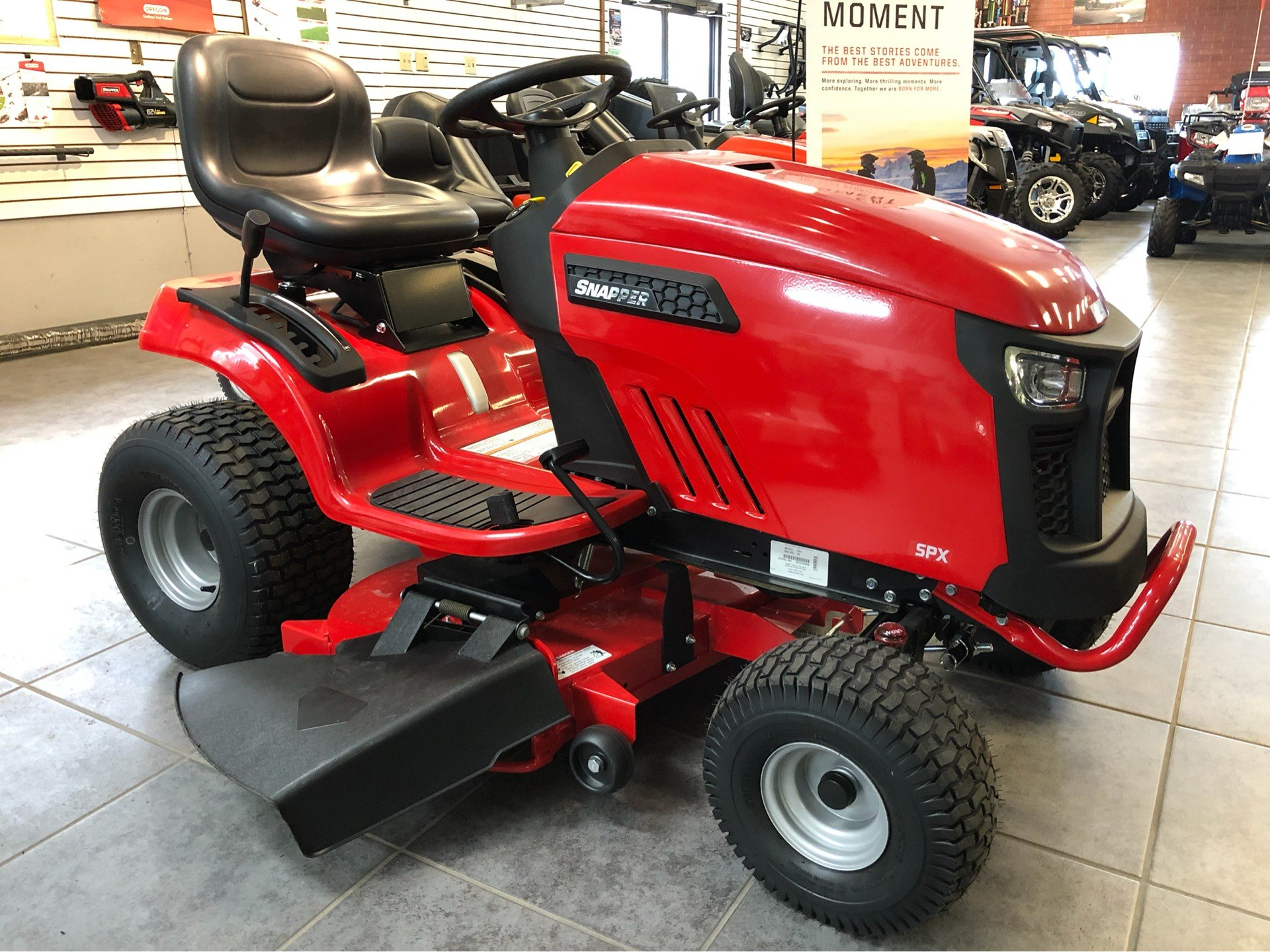 2018 Snapper SPX 25/42 42 in. Briggs & Stratton 25 hp in Fond Du Lac, Wisconsin - Photo 1