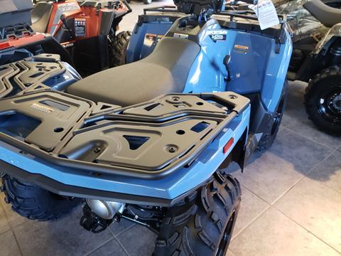 2021 Polaris Sportsman 450 H.O. Utility Package in Fond Du Lac, Wisconsin - Photo 3