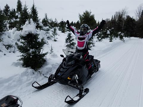 2019 Polaris 850 Switchback Pro-S SnowCheck Select in Fond Du Lac, Wisconsin