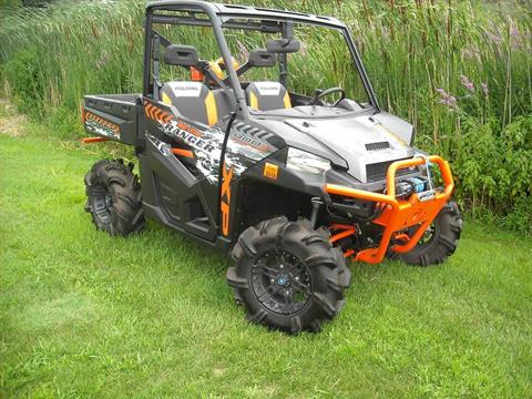 2016 Polaris Ranger XP 900 EPS High Lifter Edition in Fond Du Lac, Wisconsin