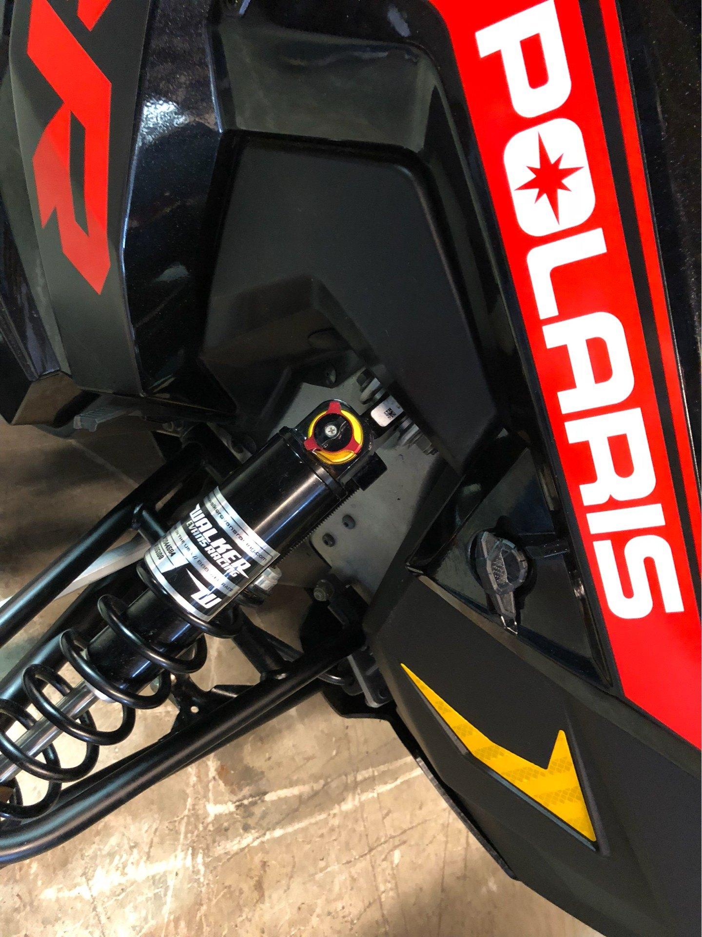2018 Polaris 800 RUSH XCR SnowCheck Select 7