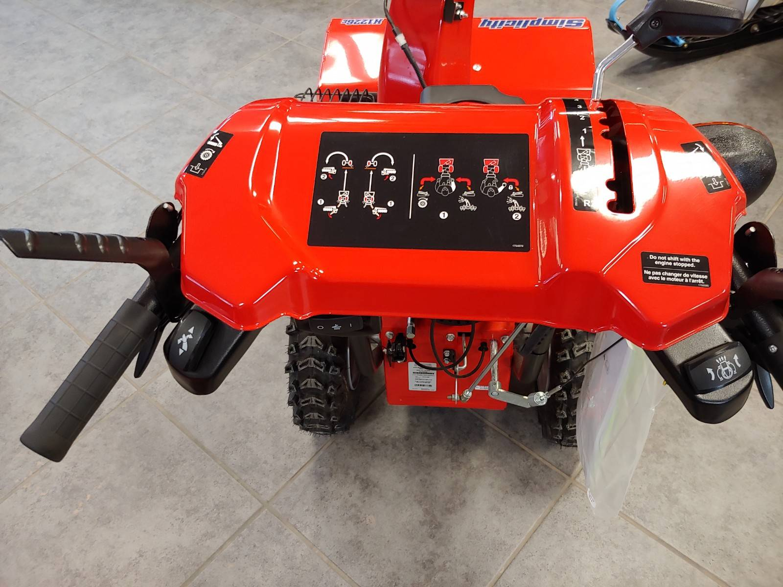 "Simplicity 26"" H1226E SNOW THROWER in Fond Du Lac, Wisconsin - Photo 3"