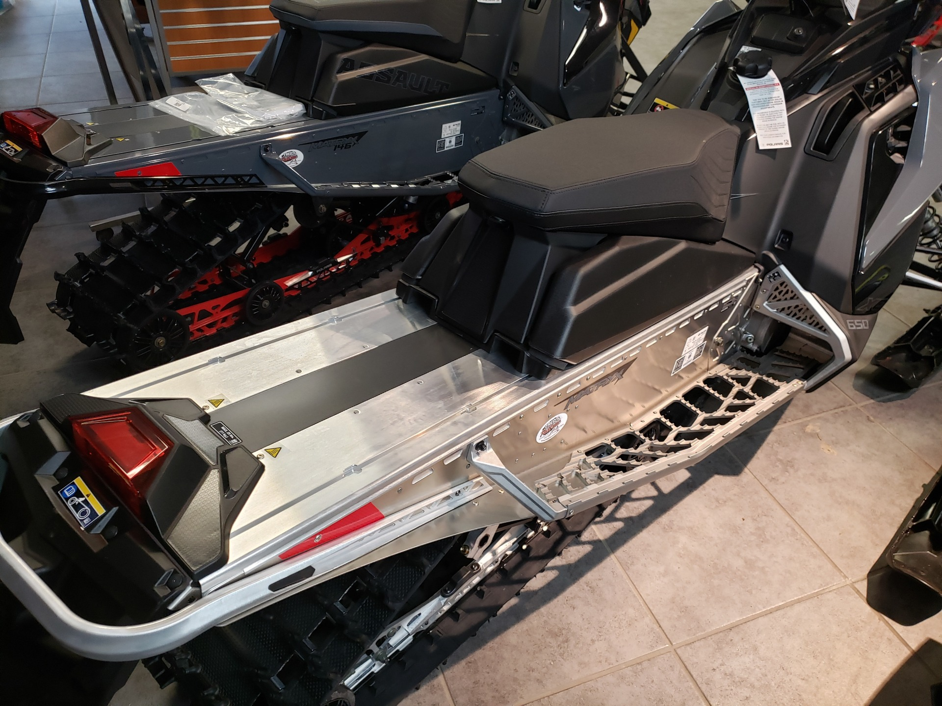 2021 Polaris 650 Indy XC 137 Launch Edition Factory Choice in Fond Du Lac, Wisconsin - Photo 4