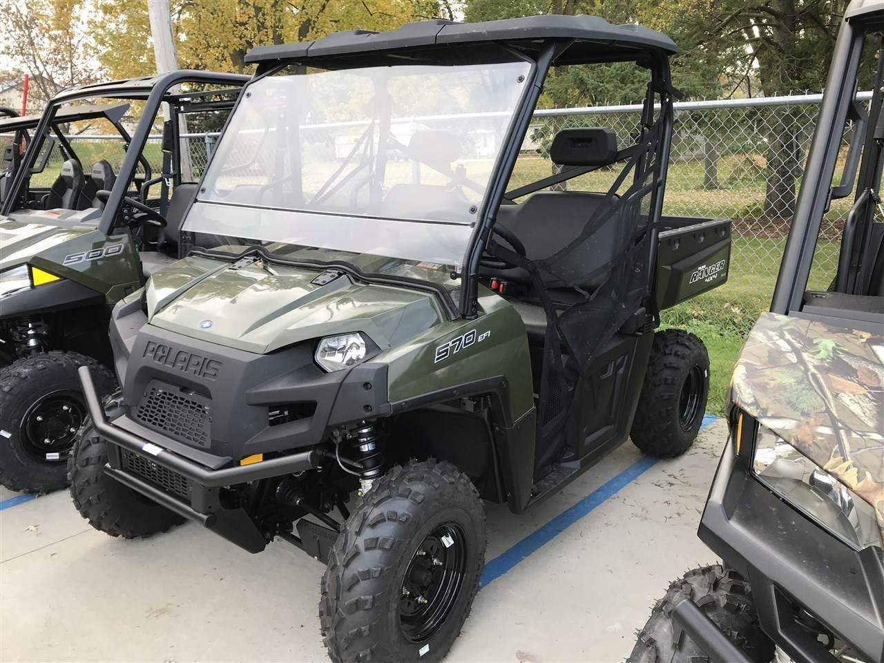 2018 Polaris Ranger 570 Full-Size 1