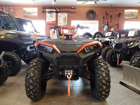 2020 Polaris Sportsman 850 Premium Trail Package in Fond Du Lac, Wisconsin - Photo 2