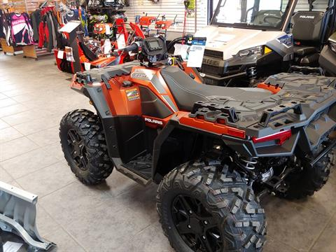 2020 Polaris Sportsman 850 Premium Trail Package in Fond Du Lac, Wisconsin - Photo 4
