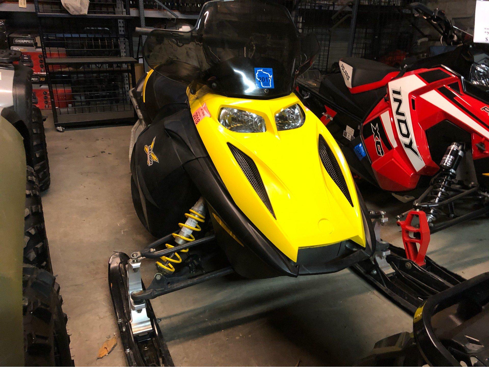 Used 2007 Ski Doo Mx Z Adrenaline 2 Tec 600 H O Sdi Snowmobiles In Fond Du Lac Wi Stock Number U000326