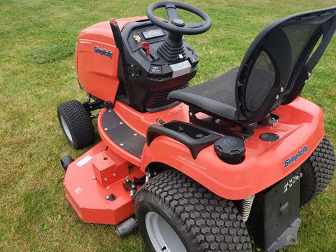 2018 Simplicity Conquest 52 in. Briggs & Stratton 25 hp in Fond Du Lac, Wisconsin - Photo 4
