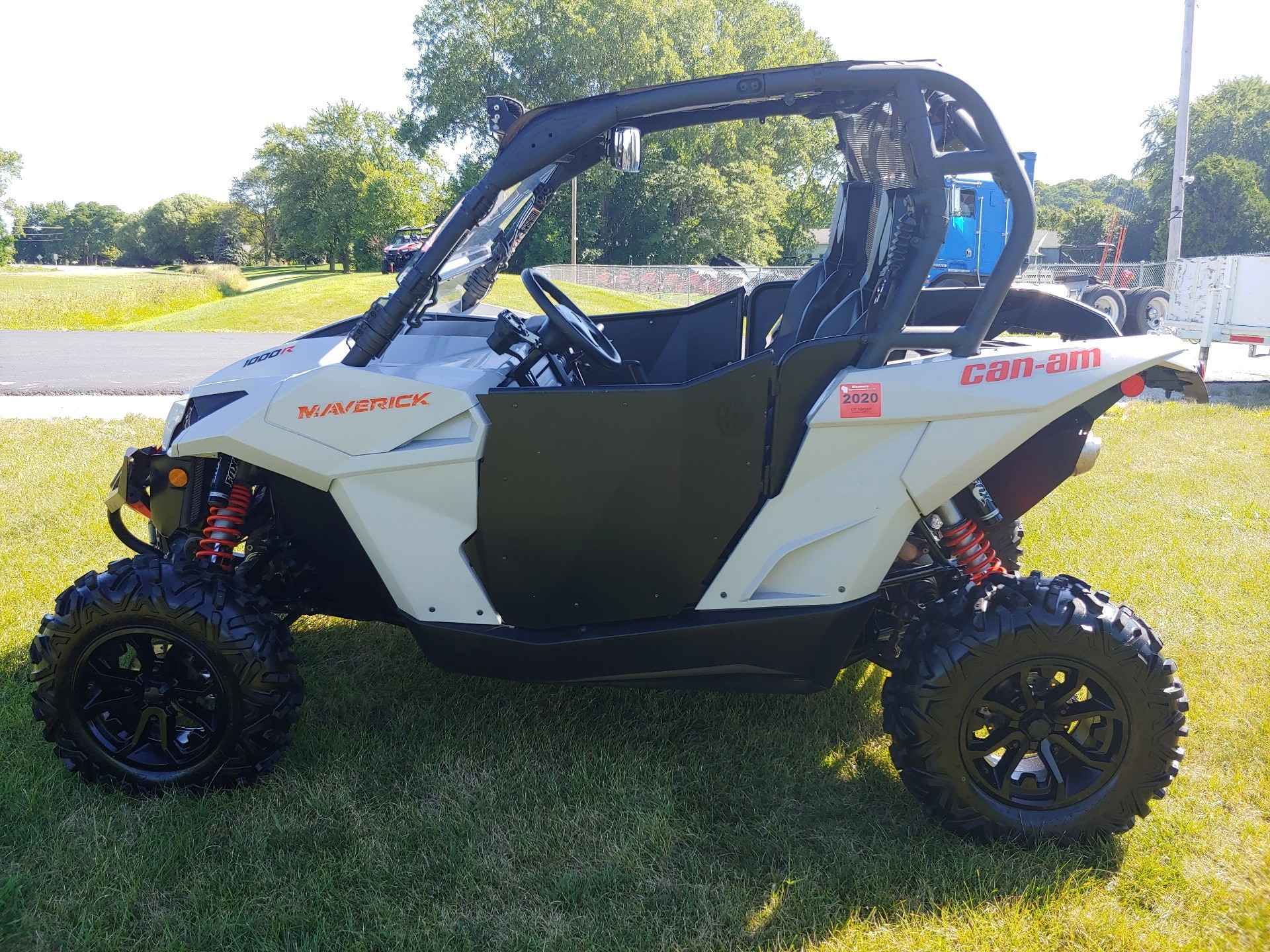 2020 Can-Am Maverick Sport 1000 in Fond Du Lac, Wisconsin - Photo 5